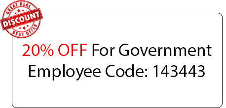 Government Employee 20% OFF - Locksmith at Batavia, IL - Batavia Il Locksmith