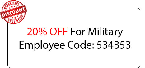 Military Employee 20% OFF - Locksmith at Batavia, IL - Batavia Il Locksmith